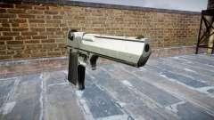 Пистолет IMI Desert Eagle Mk XIX Chrom