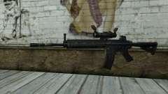 HK416 (Bump mapping) v2