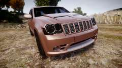 Jeep Grand Cherokee SRT8 rim lights