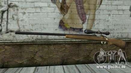 M40 from Battlefield: Vietnam pour GTA San Andreas