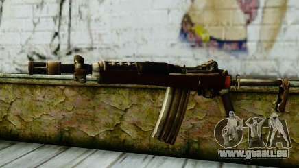 Ruger Mini-14 from Gotham City Impostors v1 pour GTA San Andreas