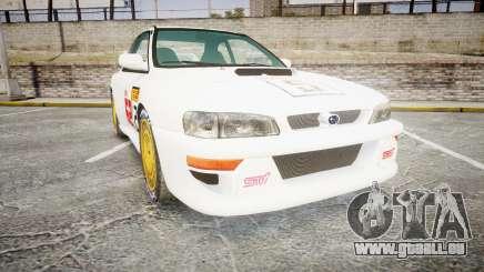 Subaru Impreza WRC 1998 SA Competio für GTA 4