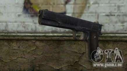 M1911 from Battlefield: Vietnam für GTA San Andreas
