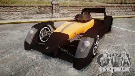Caparo T1 für GTA 4