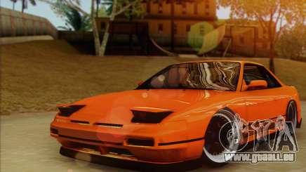 Nissan Onevia SWS für GTA San Andreas
