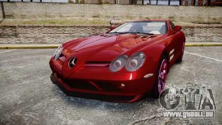Mercedes-Benz SLR 722 2005 für GTA 4