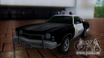 Chevrolet Monte Carlo 1973 Police für GTA San Andreas