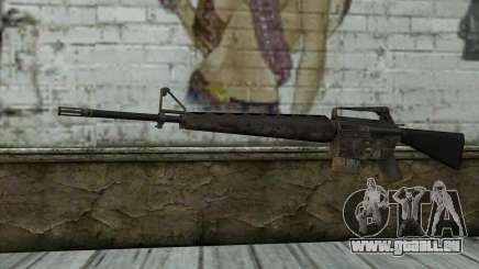 M16A1 from Battlefield: Vietnam für GTA San Andreas