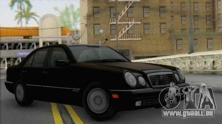 Mercedes-Benz E420 W210 für GTA San Andreas