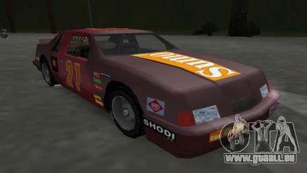 De nouveaux autocollants et non Hotring pour GTA San Andreas