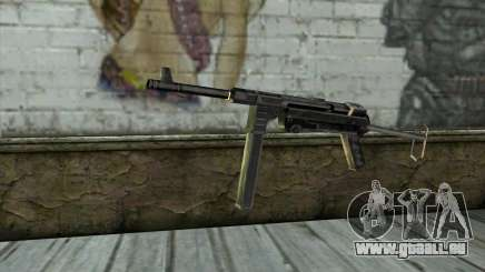 MP-40 from Day of Defeat pour GTA San Andreas