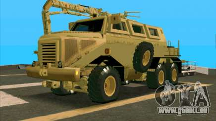 Bonecrusher Transformers 2 für GTA San Andreas