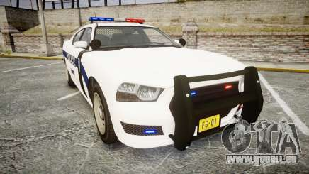 GTA V Bravado Buffalo Liberty Police [ELS] pour GTA 4
