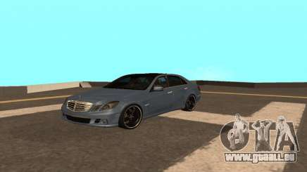 Mercedes-Benz W212 (Wheeljack from TF 3) für GTA San Andreas