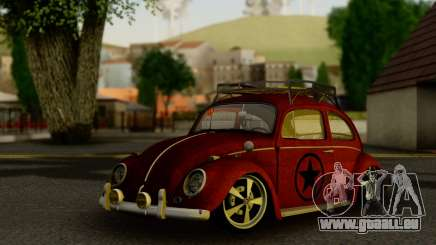 Volkswagen Fusca 1976 Rust Camber pour GTA San Andreas