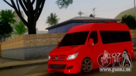 Mercedes-Benz Sprinter VIP für GTA San Andreas