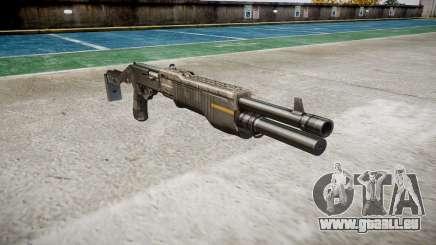 Ружье Franchi SPAS-12 CE-Digital für GTA 4