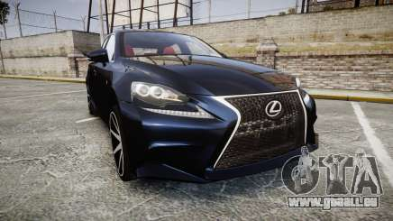 Lexus IS 350 F-Sport 2014 Rims2 für GTA 4