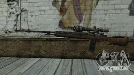 M21 from Battlefield: Vietnam pour GTA San Andreas