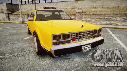 Albany Romans Taxi pour GTA 4