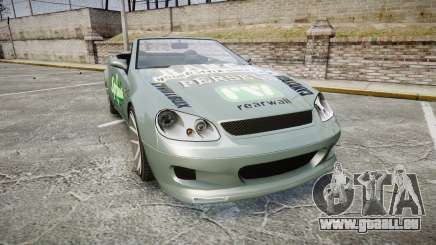 Benefactor Feltzer Grey Series v2 für GTA 4