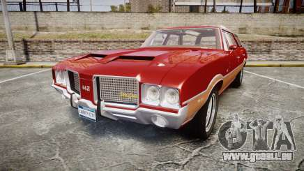 Oldsmobile Vista Cruiser 1972 Rims1 Tree2 pour GTA 4