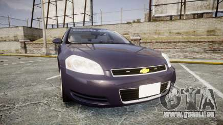 Chevrolet Impala 2010 Undercover [ELS] für GTA 4