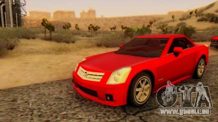 Cadillac XLR für GTA San Andreas