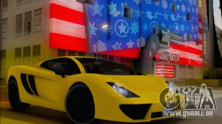 Pegassi Vacca (HQLM) pour GTA San Andreas