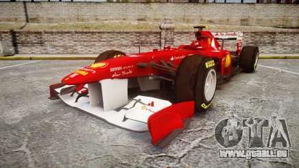 Ferrari 150 Italia Massa pour GTA 4