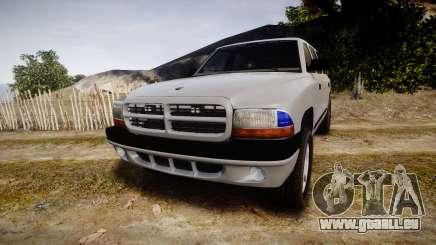 Dodge Durango 2000 Undercover [ELS] für GTA 4