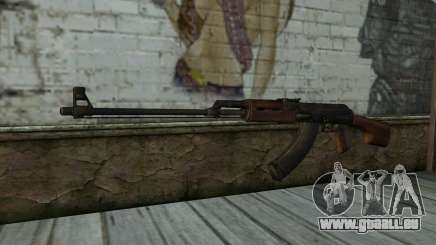 RPK 74 from Battlefield 4 für GTA San Andreas
