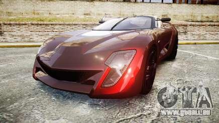 Bertone Mantide 2009 für GTA 4