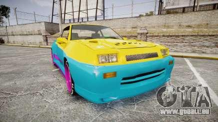 Opel Manta B GTE für GTA 4