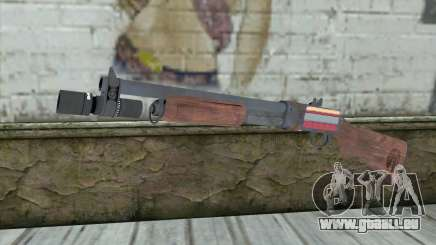 Shotgun from Primal Carnage v1 für GTA San Andreas