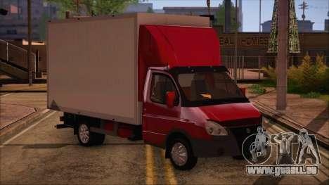 GAZel 3302 Business für GTA San Andreas