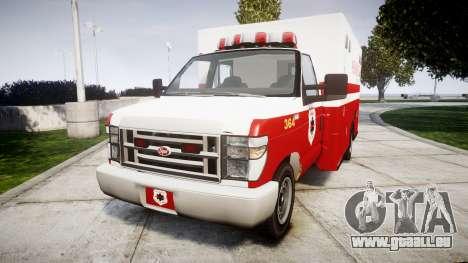 Vapid V-240 Ambulance pour GTA 4