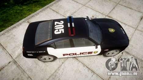 Bravado Buffalo Police LCPD für GTA 4 rechte Ansicht