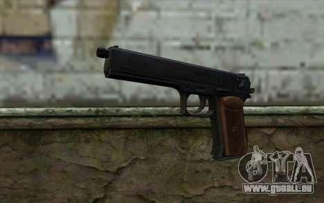 Colt45 pour GTA San Andreas