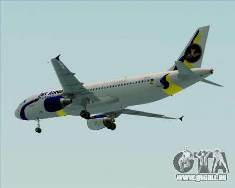 Airbus A320-200 Jet Airways pour GTA San Andreas