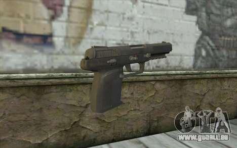 Five-Seven HD für GTA San Andreas zweiten Screenshot