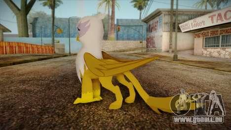 Gilda from My Little Pony für GTA San Andreas zweiten Screenshot