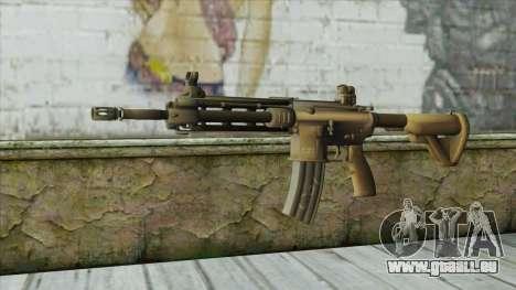 M4 from Battlefield 4 für GTA San Andreas