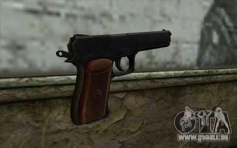 Colt45 pour GTA San Andreas deuxième écran