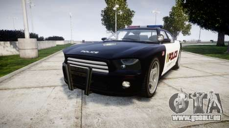 Bravado Buffalo Police LCPD pour GTA 4