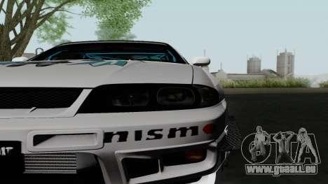 Nissan Skyline GT-R33 für GTA San Andreas rechten Ansicht