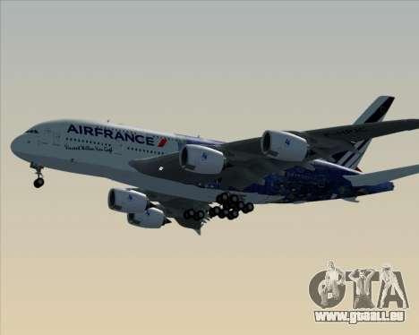 Airbus A380-800 Air France für GTA San Andreas