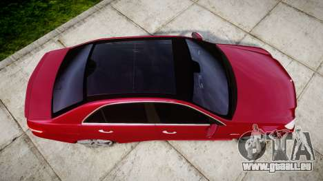 Mercedes-Benz E63 AMG für GTA 4 rechte Ansicht