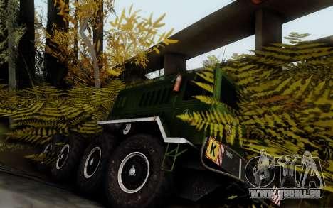 Track für off-road-3.0 für GTA San Andreas zweiten Screenshot
