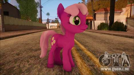 Cheerilee from My Little Pony für GTA San Andreas